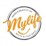 MYLIFE COMPANY - CTY TNHH TM&DV CUỘC SỐNG CỦA TÔI Logo