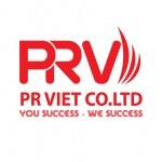 Công ty TNHH PR Việt Logo