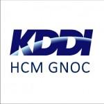 KDDI HCM-GNOC Logo